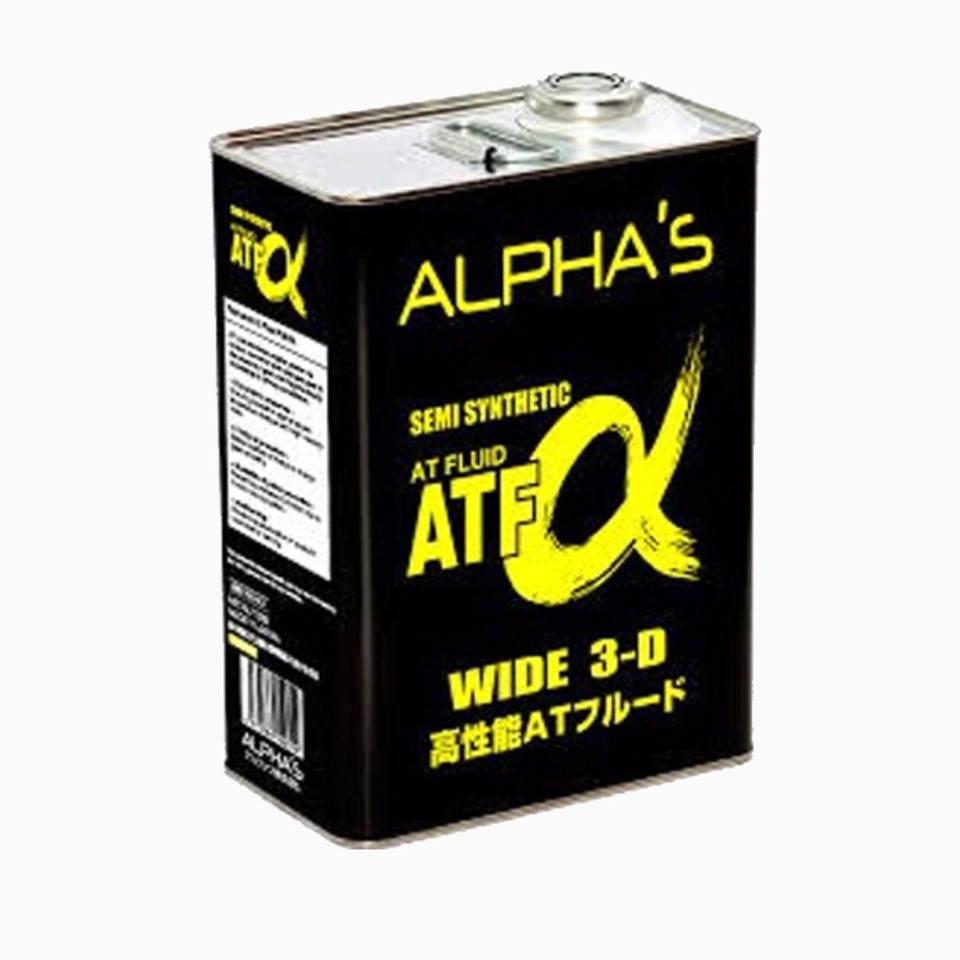 น้ำมันเกียร์อัตโนมัติ อัลฟ่าส์ รุ่น เอทีเอฟ